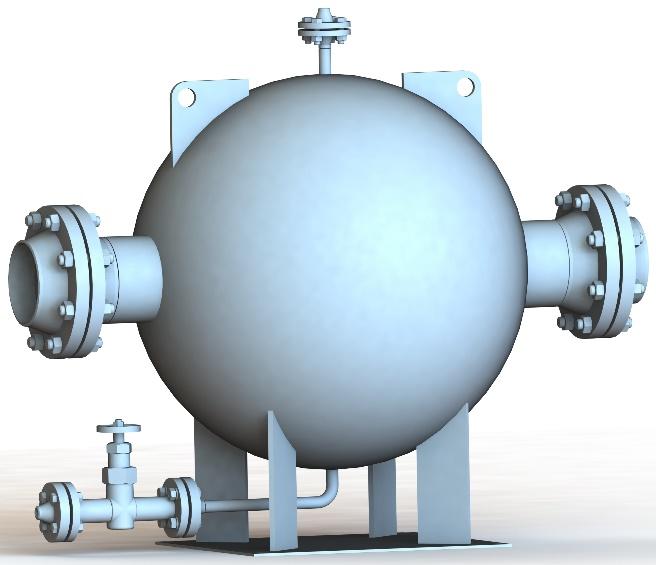 Гаситель шарик 1