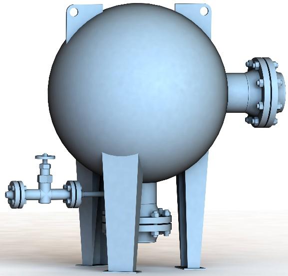 Гаситель шарик 3